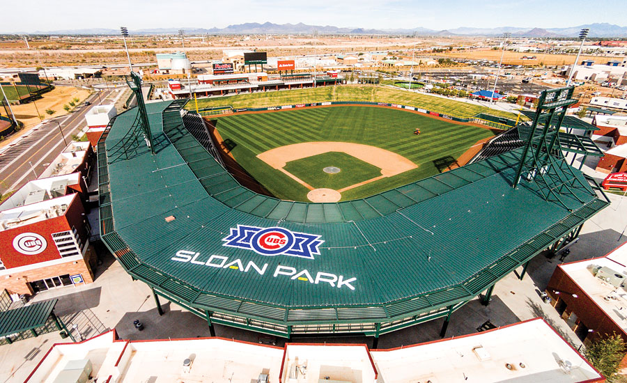 Sloan Park-Cubs Spring Training1