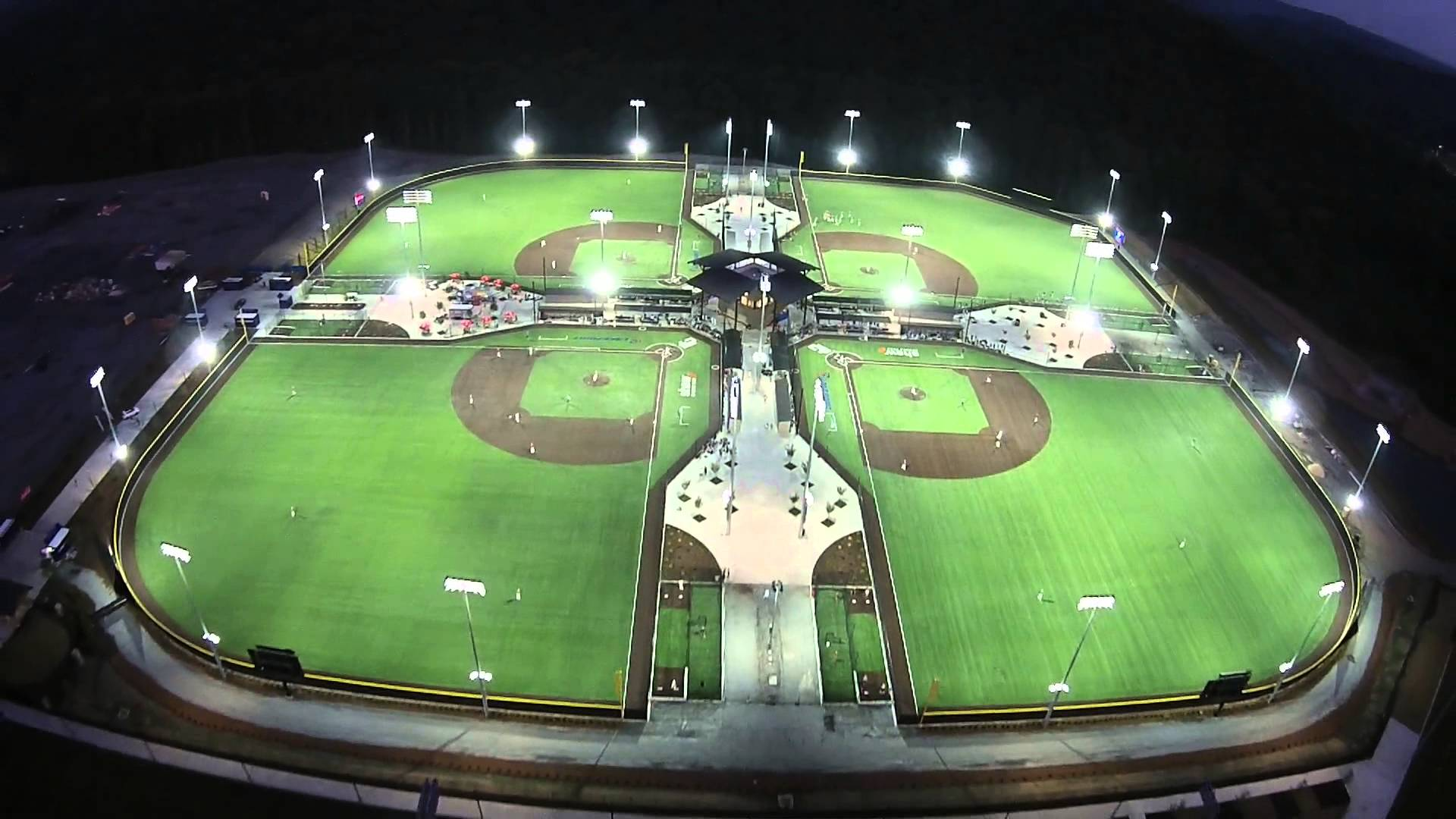 Perfect Game Park South at LakePoint - 124 LakePoint Pkwy Cartersville, GA 30121